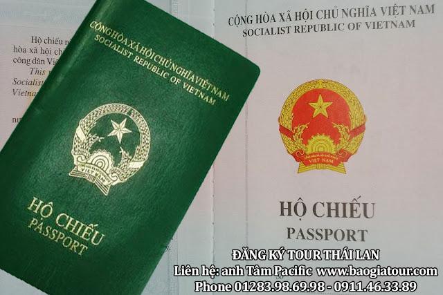 Du lịch Thái Lan có cần xin visa dành cho người Việt Nam không ?