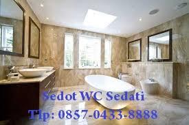 SEDOT WC SEDATI