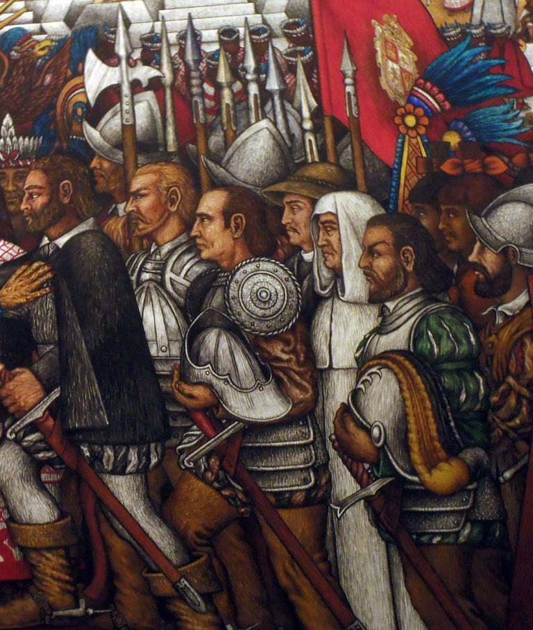 Spaniard army