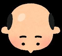 薄毛のイラスト9