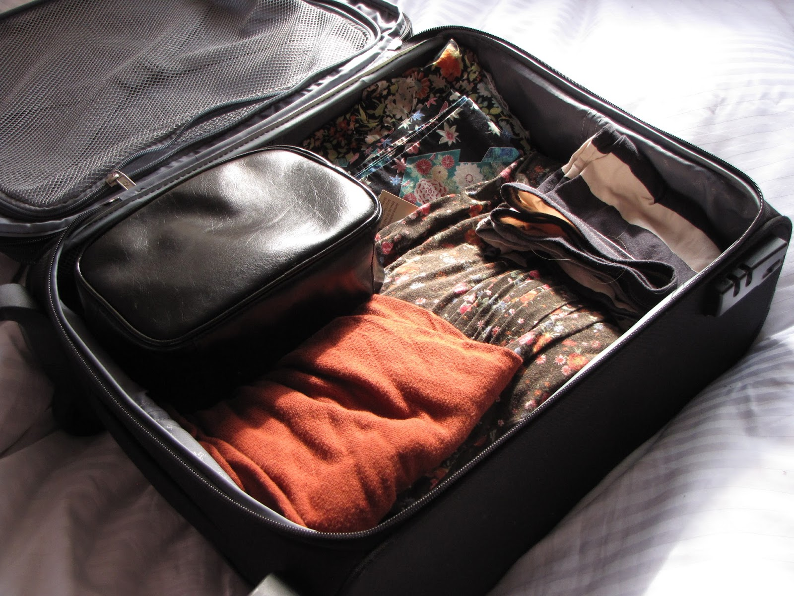 what to put in carry on vs checked bag