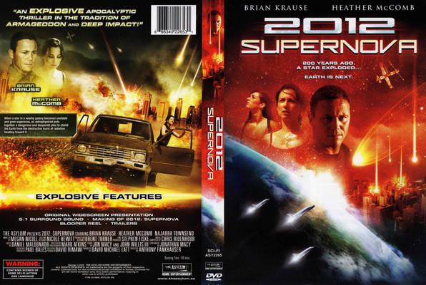 Movie World: 2012 Supernova [2009] DVDRip