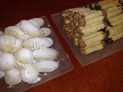 حلويات العيد سهلة واقتصادية بالصور موقع ام مروان