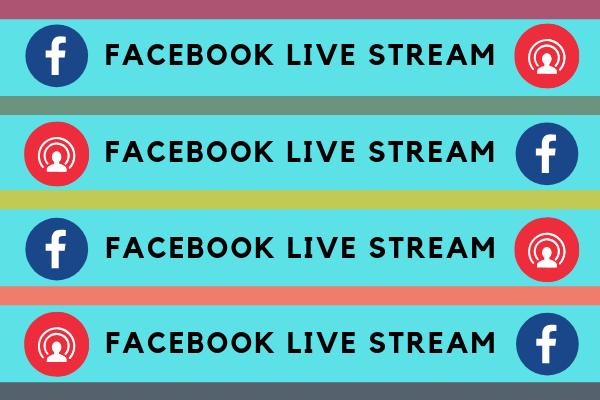 Facebook Live Stream