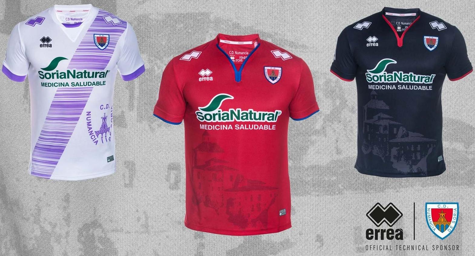 Compre camisas do Numancia e de outros clubes e seleções de futebol b7a22a35be15c