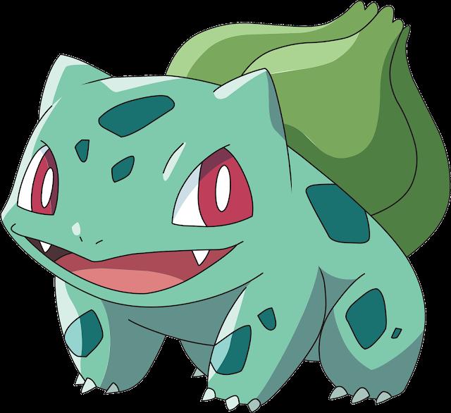 Pokémon Tipo Planta em Pokémon GO