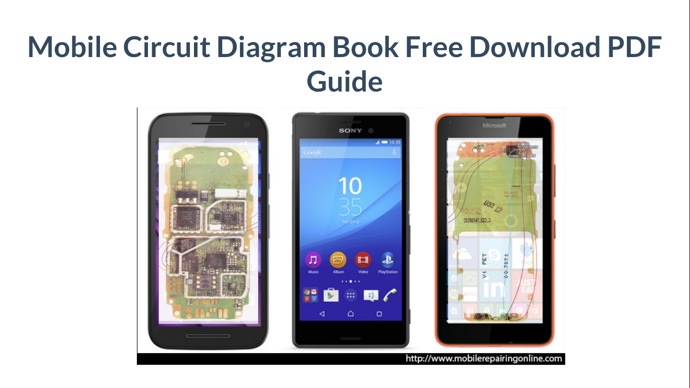 Mobile Phone Repair Manual PDF Download | MobileRepairingOnline