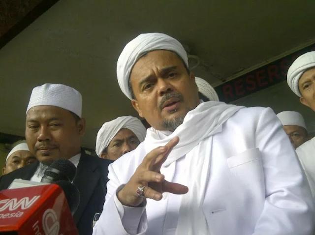 Penetapan Habib Rizieq sebagai Imam Besar Umat Islam, Presidium 212: Beliau Tokoh Semua Golongan