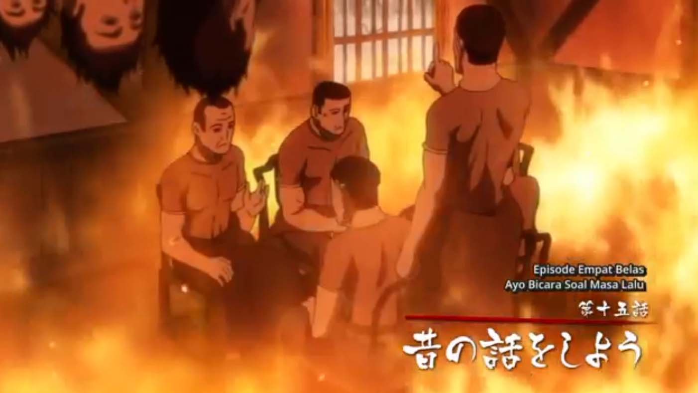 Golden Kamuy Season 2 Episode 3 Subtitle Indonesia