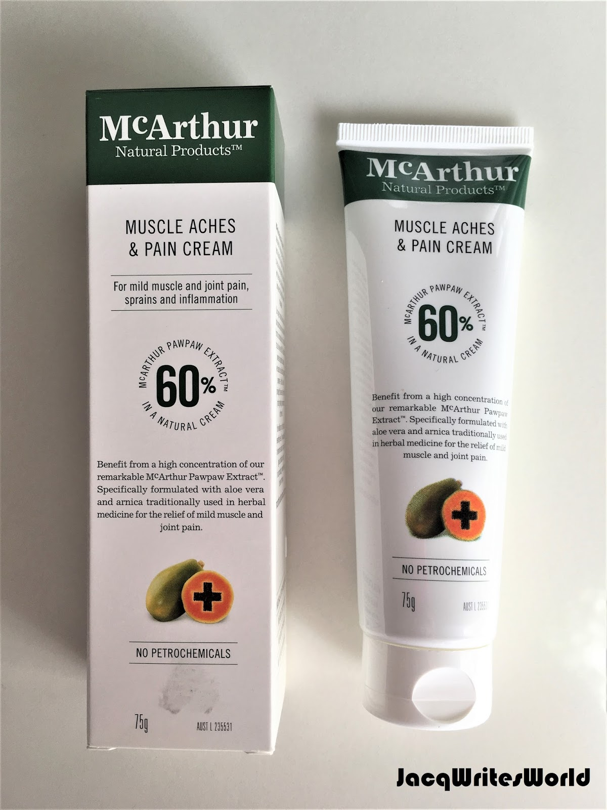 Get Healed by the Pawpaw with the McArthur Natural Products