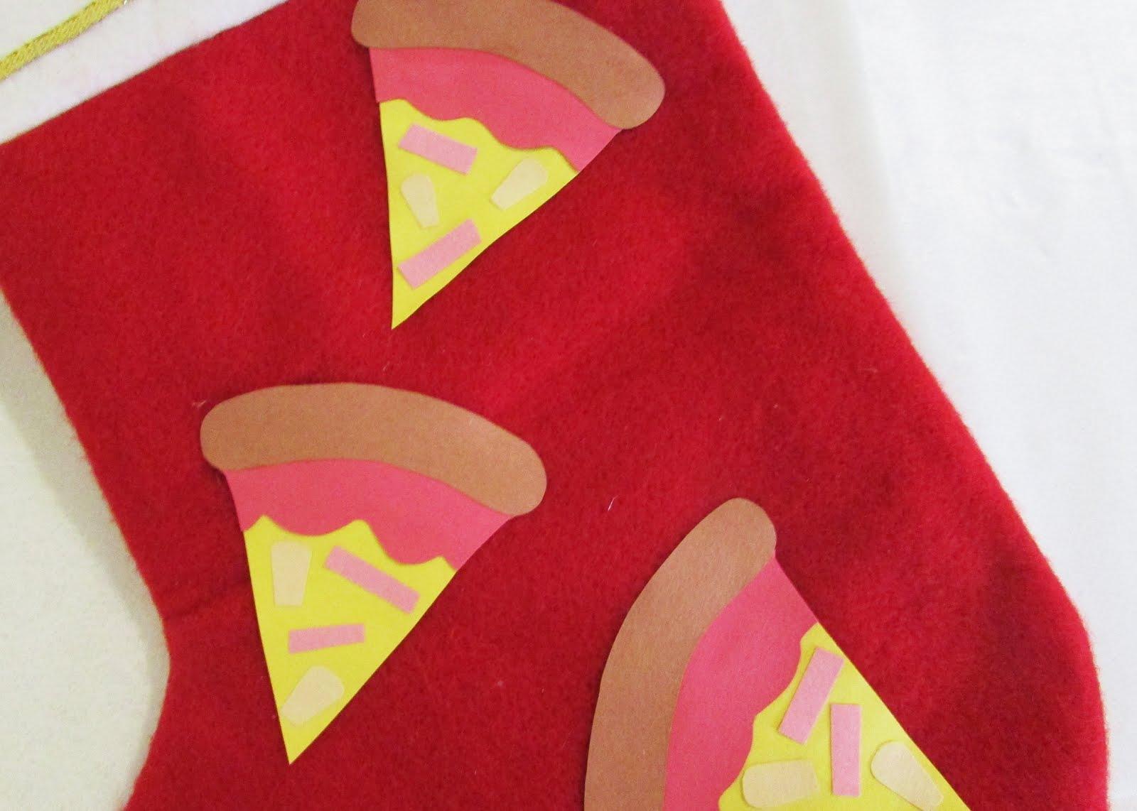 DIY Personalised Christmas Stocking - Two Ways!
