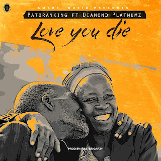 Patoranking ft. Diamond Platnumz – Love You Die (Prod. by Masta Garzy)