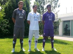 aae19d076b Serie A team ACF Fiorentina revealed the new Fiorentina 2013-14 Home