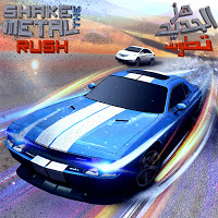 Game Shake the Metal Rush MOD APK+DATA Terbaru