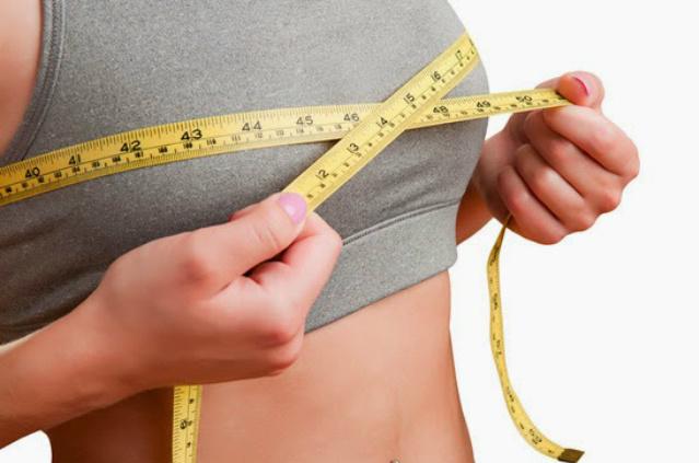 Beauty natural breast augmentation