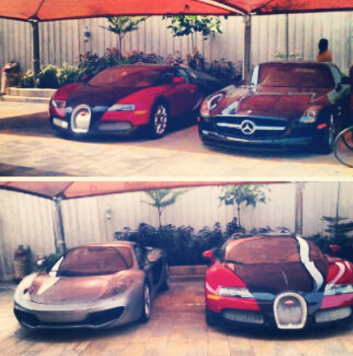 Exotic The 10 Most Expensive Cars In The World Updated: Super Fast Cars Driven By Abuja Big Boys
