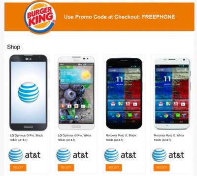 Restoran Ini Berikan Ponsel Android Gratis ke Pelanggannya!