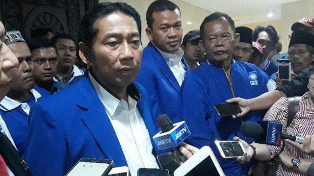 Lulung Hengkang, PPP-PAN Saling Serang