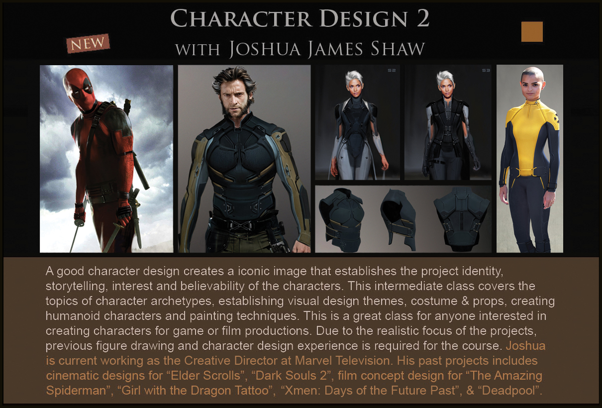 Character Design Course Uk : Concept design academy