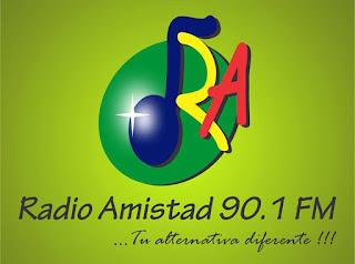 Radio Amistad  90.1 FM Aucayacu