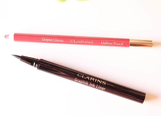Graphik Ink Liner y Crayon Lèvres