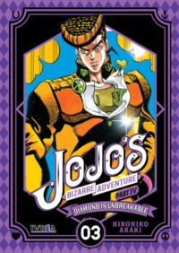 JOJO'S BIZARRE ADVENTURE Diamond Is Unbreakable #3