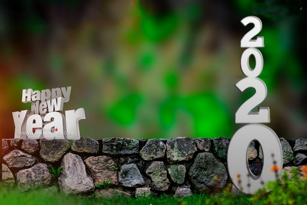 2020 new year photo editing backgrounds download new