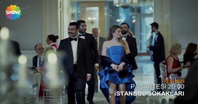 Saçma Blog Istanbul Sokakları 1 Bölüm Son Fragman Yorum Nazlı Ve