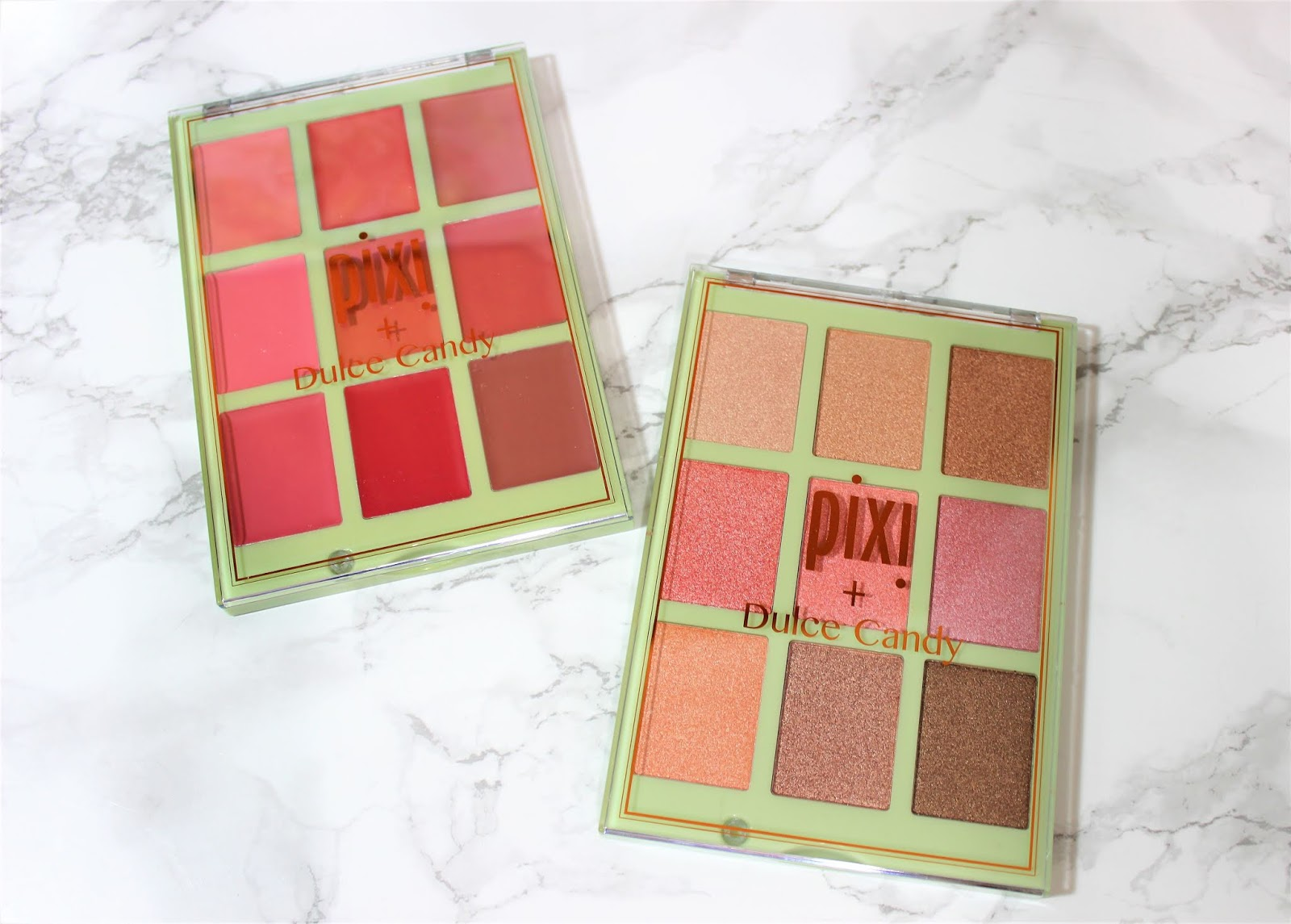 Pixi X Dulce Candy review