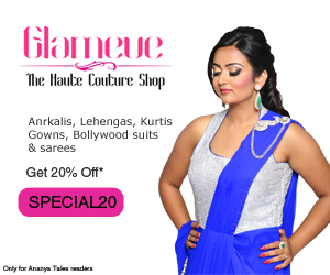 saree gown, seattle boutique, ananya in a saree, online coupon , indo western look, blue saree, blue gown