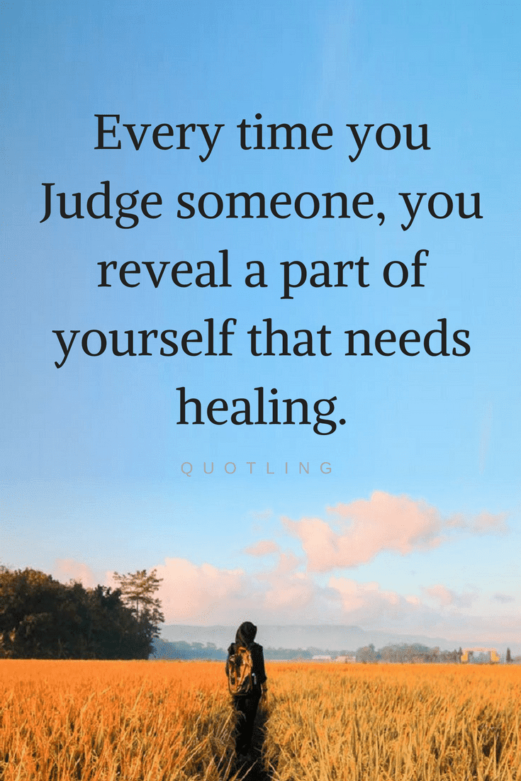 Colleen Hoover Quote Never Judge Others You Both Know Good And