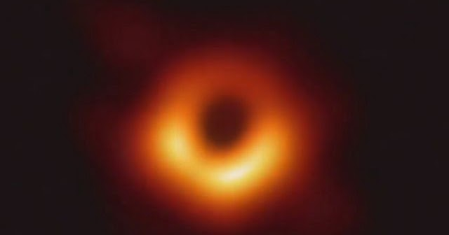 Astronomers have unveiled the first ever image of a black hole