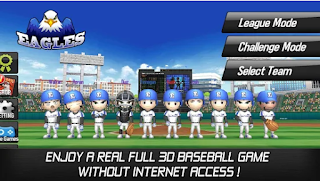 Baseball Star Apk v1.6.0 Моd Autoplay points/Free Training for android