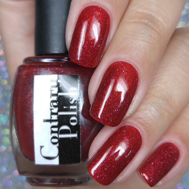Contrary Polish - A Match Made in KC
