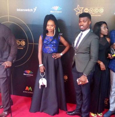 Fans Blast Bread Seller Turn Model 'Olajumoke Orisaguna' after Appearance At The #2017AMVCA