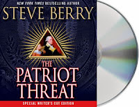The Patriot Threat by Steve Berry, read by Scott Brick