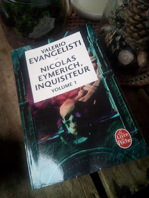 """""""Nicolas Eymerich, inquisiteur"""" - Valerio Evangelisti"""