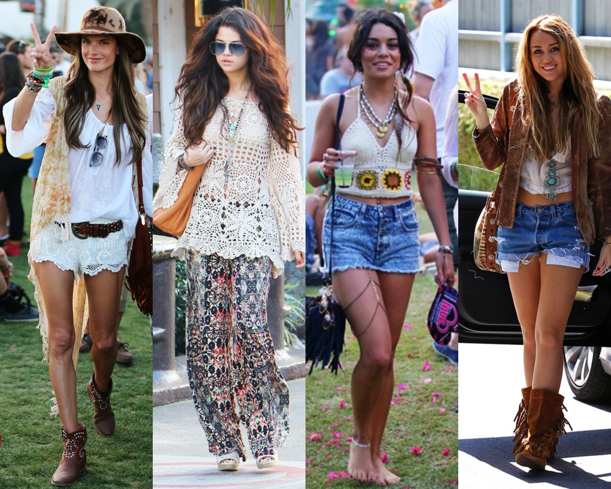 Andre de grazia vuelve la moda hippie - Ropa hippie moderna ...