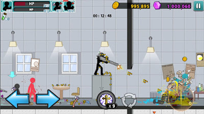 Anger of Stick 5: Zombie screenshot 4