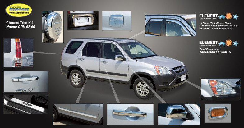 Accessories For The Honda Crv 2005 Honda Pictures
