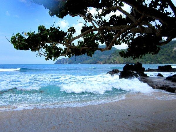 82+ pemandangan pantai wediombo HD