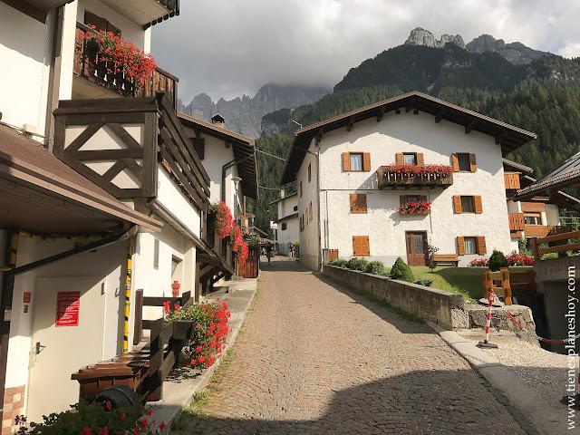 Alleghe Italia viaje Dolomitas montaña