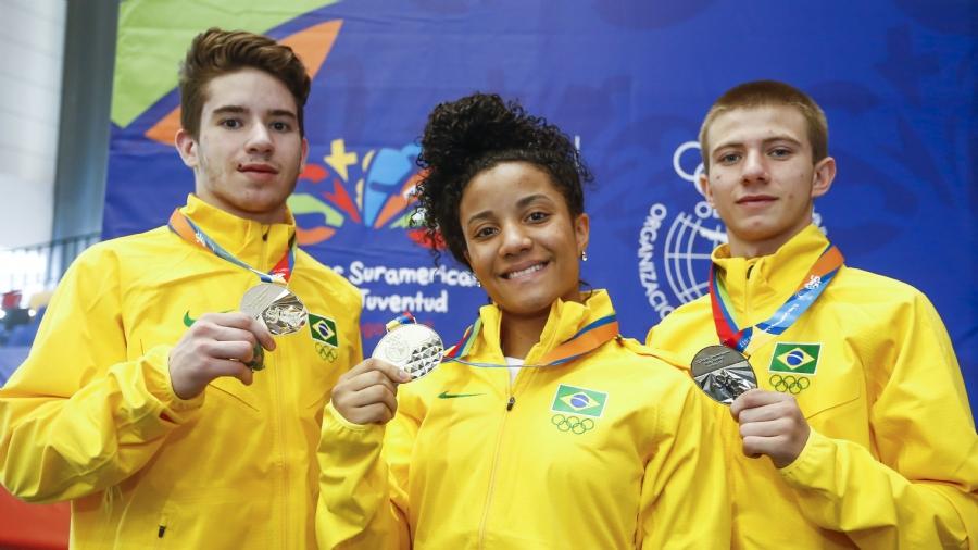5ddcd78280 Jogos Sul-Americanos da Juventude 2017 - Dia 2