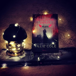 "Recenzja: ""Uleczone dusze. Kaci Hadesa"" Tillie Cole"