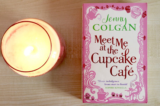 Amy Tinson: 'Meet Me at the Cupcake Café' by Jenny Colgan Review