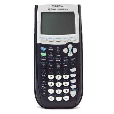 Kalkulator scientific terbaik Texas Instruments TI-84 Plus
