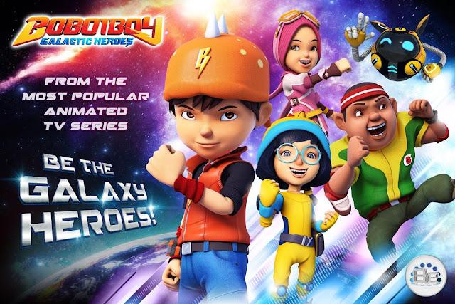 BoBoiBoy: Galactic Heroes RPG v1.0.12 Mod (Click Auto Skill = instant win) Apk Hack Download