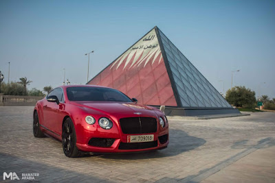 Bentley Continental GT V8 S Concours Series