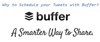 Schedule your Tweets with Buffer