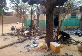 134 Muslim Mali Dibantai